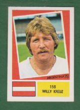 Austria Willy Kreuz Feyenoord 156
